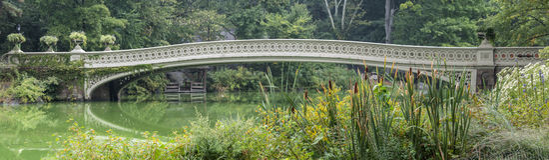 Arquee el puente Fotos de archivo
