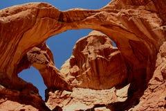 Arqueia o parque nacional fotografia de stock