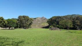 ` Arqueológico de la zona del ` Foto de archivo