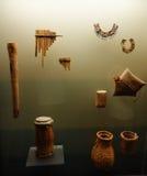 Arqueología de Quimbaya Foto de archivo libre de regalías