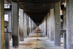 Arqueología industrial Foto de archivo