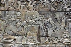 Arqueología mexicana Fotos de archivo