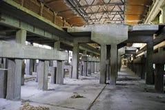 Arqueologia industrial Fotos de Stock Royalty Free