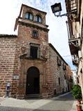 Arqueologic muzeum w Linares Jaen Fotografia Royalty Free