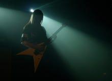 Arquez l'ennemi sur la salle de concert de clinquant de Barcelone 2012 Photo prise : Le 27 octobre 2012 Images libres de droits