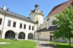 Arquidiocese Muzeum em Olomouc Fotografia de Stock