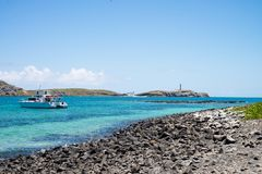 Arquipélago de Abrolhos, ao sul de Baía, Brasil fotos de stock