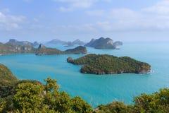 Arquipélago de Ang Thong Fotografia de Stock