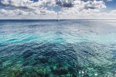 Arquipélago de Favignana Fotos de Stock
