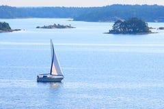 Arquipélago de Turku imagem de stock