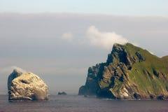 Arquipélago do St Kilda, Hebrides exterior, Escócia fotos de stock