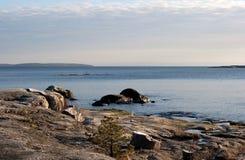 Arquipélago sueco Imagem de Stock