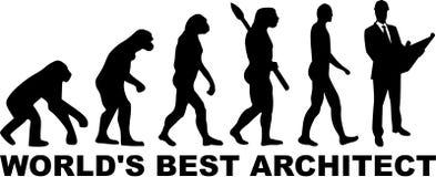 Arquitecto Architecture Evolution Imagenes de archivo