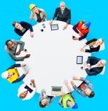 Arquitecto Business Engineering Corporate Team Concept fotografía de archivo