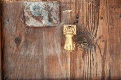 Arquitectura única de Berat Fotos de archivo libres de regalías