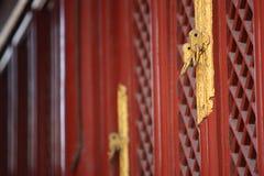 Arquitectura antigua china de Ancientof Foto de archivo