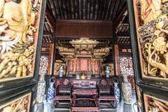 Arquitectura china Foto de archivo