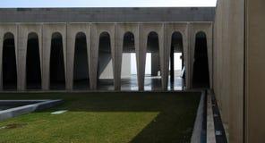 Arquitectura cristiana moderna Fotografía de archivo libre de regalías