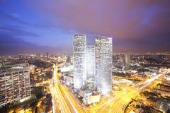 Arquitectura da cidade Imagem de Stock