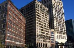 Arquitectura da cidade Fotos de Stock Royalty Free