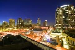 Arquitectura da cidade Foto de Stock Royalty Free