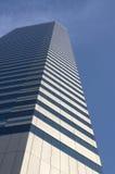Arquitectura da cidade corporativa Imagens de Stock