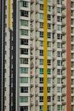 Arquitectura da cidade de Banguecoque, Tailândia Imagens de Stock