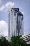 Arquitectura da cidade de Banguecoque, Tailândia Imagem de Stock Royalty Free