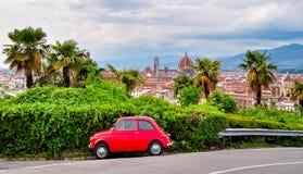Arquitectura da cidade de Florença, Italy foto de stock
