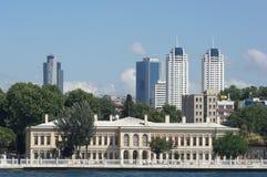 Arquitectura da cidade de Istambul fotografia de stock royalty free