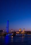 Arquitectura da cidade de Londres Imagens de Stock Royalty Free
