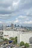 Arquitectura da cidade de Londres Imagem de Stock Royalty Free