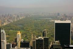 A arquitectura da cidade de New York City Foto de Stock Royalty Free