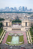 Arquitectura da cidade de Paris Imagem de Stock Royalty Free