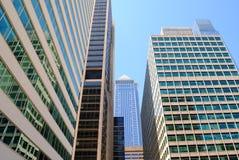 Arquitectura da cidade de Philadelphfia Fotografia de Stock