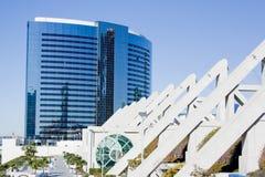 Arquitectura da cidade de San Diego Fotografia de Stock Royalty Free