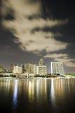 Arquitectura da cidade de Singapore Fotos de Stock