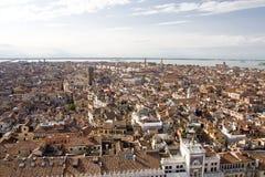 Arquitectura da cidade de Veneza Imagem de Stock