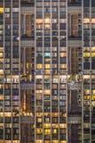 Arquitectura da cidade em Banguecoque Fotografia de Stock