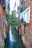 Arquitectura da cidade Veneza Imagem de Stock
