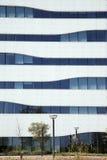 Arquitectura danesa moderna en el puerto de Tuborg Fotografía de archivo