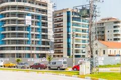 Arquitectura de Antalya, Turquía Fotografía de archivo