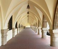 Arquitectura de Arcuated Imágenes de archivo libres de regalías