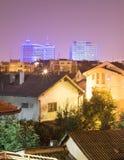 Arquitectura de Banja Luka Imagen de archivo libre de regalías