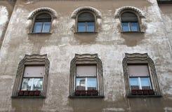 Arquitectura de Barock Fotografía de archivo