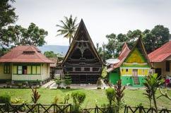 Arquitectura de Batak Fotos de archivo libres de regalías