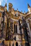 Arquitectura de Batalha, Portugal Fotografía de archivo libre de regalías