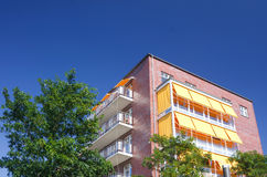Arquitectura de Berlín Imagen de archivo