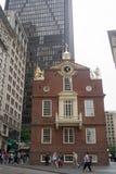 Arquitectura de Boston Imagen de archivo libre de regalías