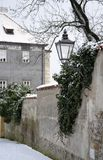 Arquitectura de Brandys nad Labem Imagen de archivo libre de regalías